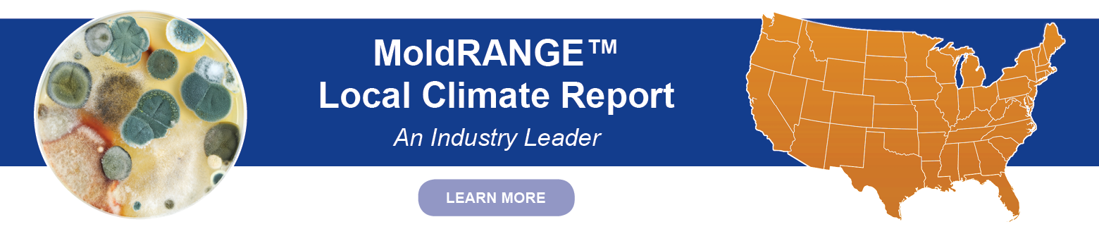 MoldRANGE Local Climate Reports
